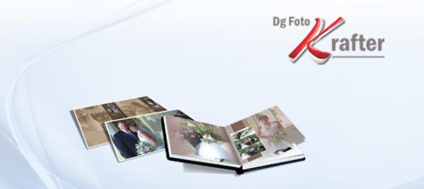 Dg Foto Krafter fotókönyv szerkesztő program