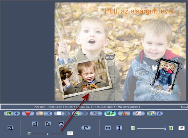 Effektusok a képekhez